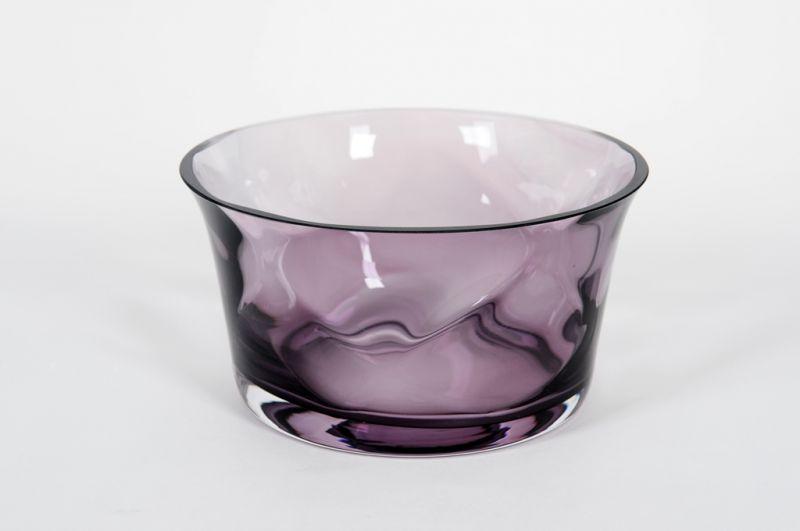 Schale aus Kristall