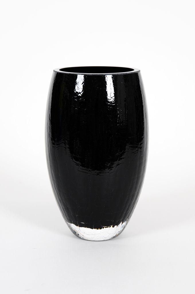 Vase aus Kristall