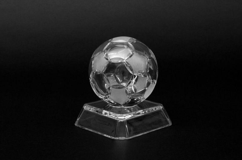 Ball aus Kristall
