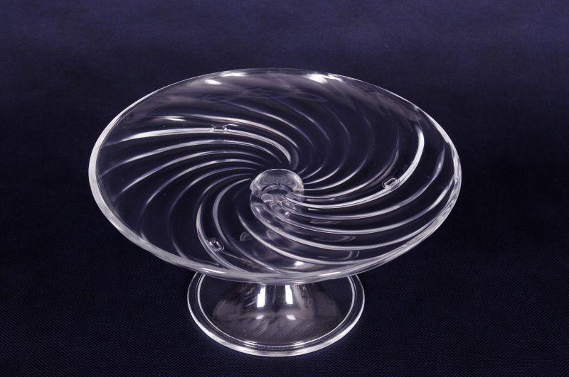 Platte aus Kristall